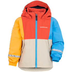 DIDRIKSONS Block Jacket Kids, multicolour